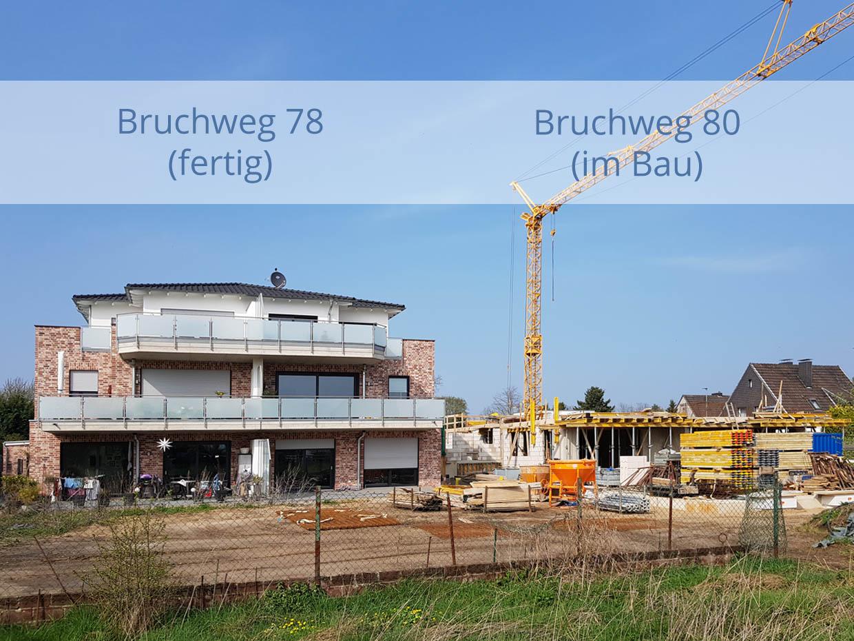 Architekt Kaiser: Neubau Bruchweg 80, Kaarst