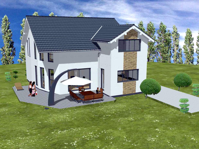 Neubau eines Wohnhauses von Architekt Kaiser