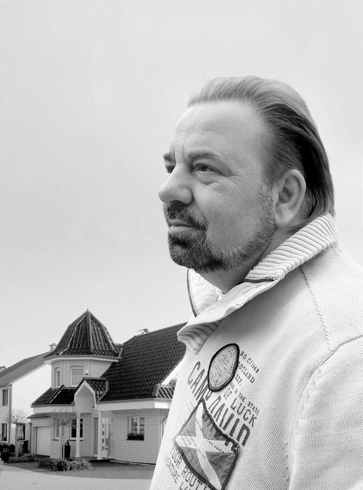 Portrait Rolf Kaiser Architekt Kaarst